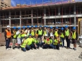 WIC Week 2016 - Jobsite Tour Crockett High School